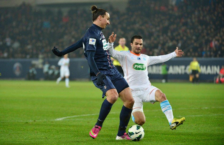 Goal Zlatan IBRAHIMOVIC / Jeremy MOREL