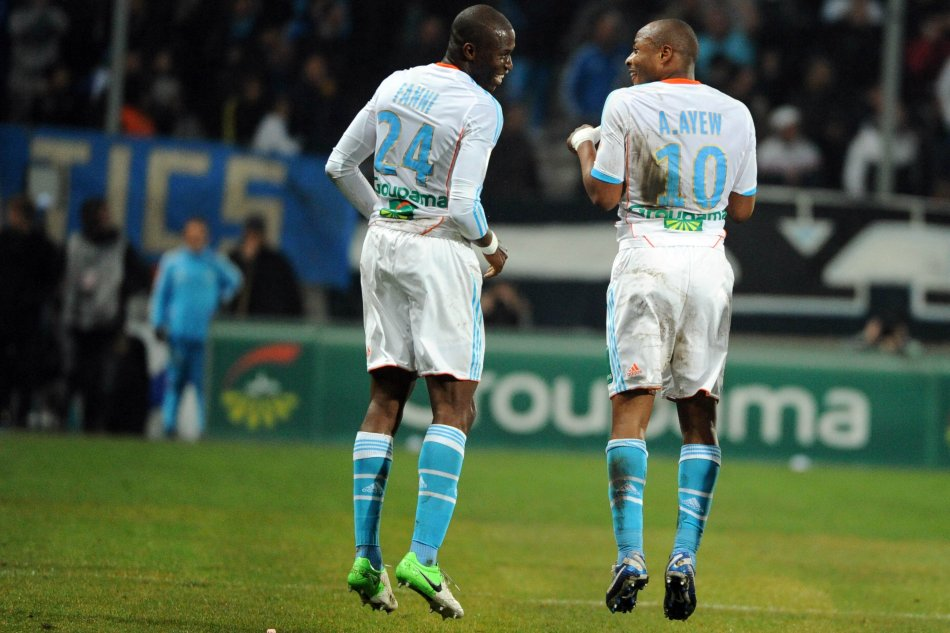 Joie Rod Fanni / Andre Ayew