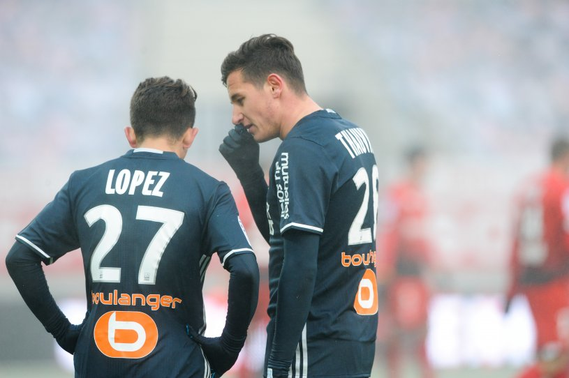 Le duo Lopez Thauvin prend forme