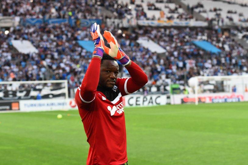 Mandanda quitte l'OM pour Crystal Palace