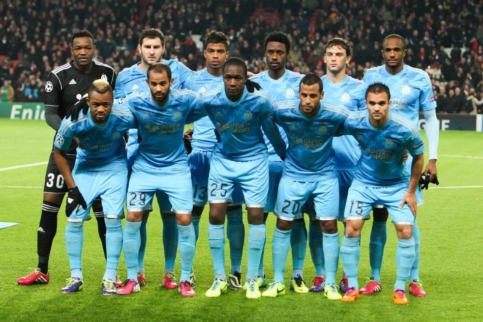 Equipe Marseille