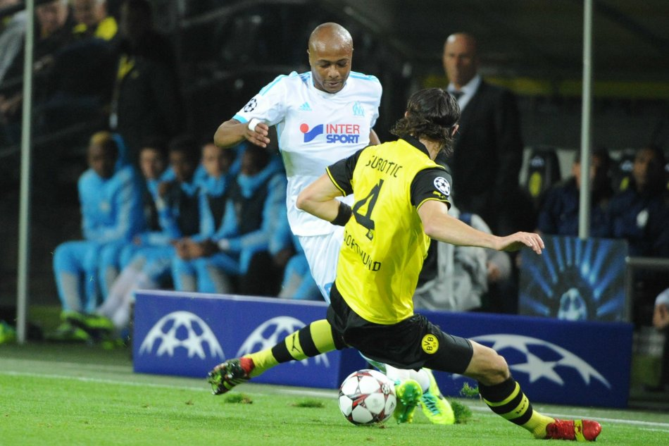 Andre AYEW / Neven SUBOTIC