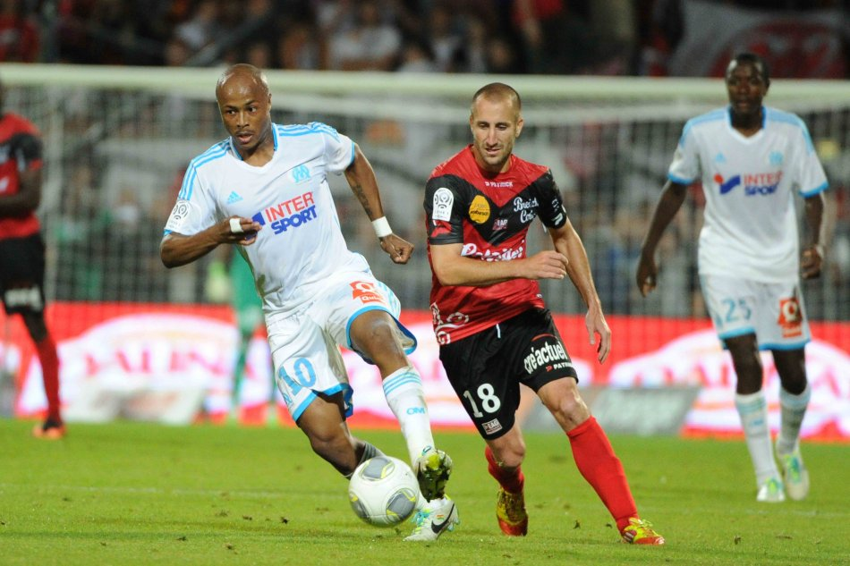 Andre AYEW -
