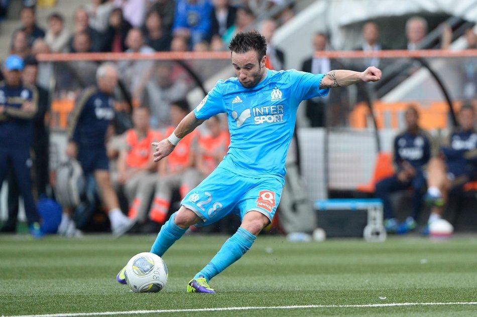 Goal Mathieu VALBUENA