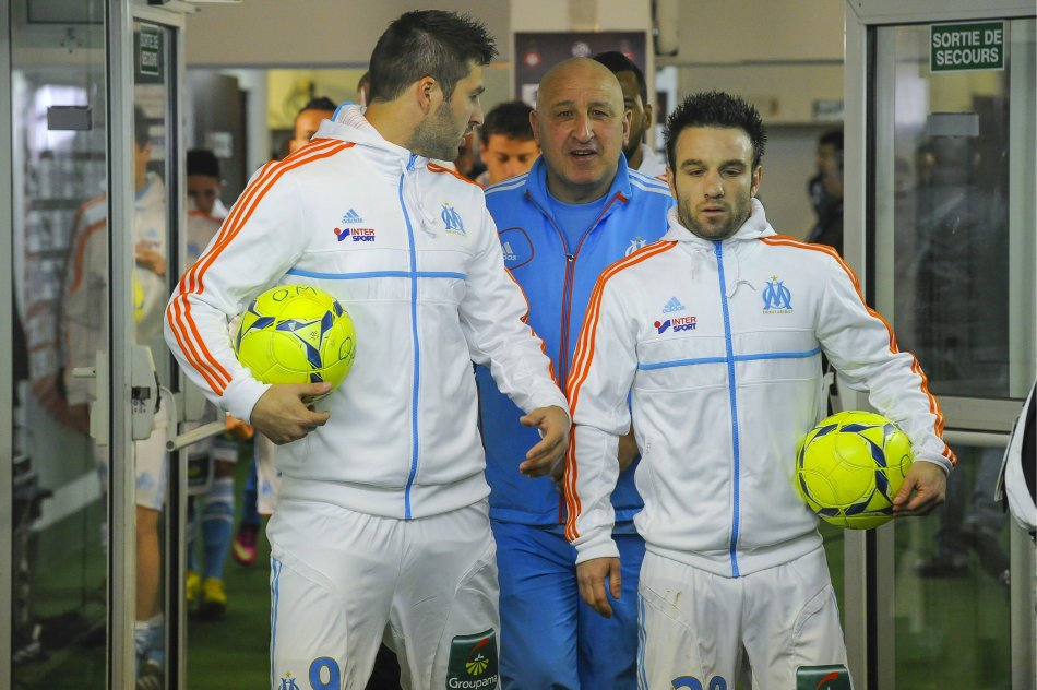 Andre Pierre GIGNAC  Mathieu VALBUENA