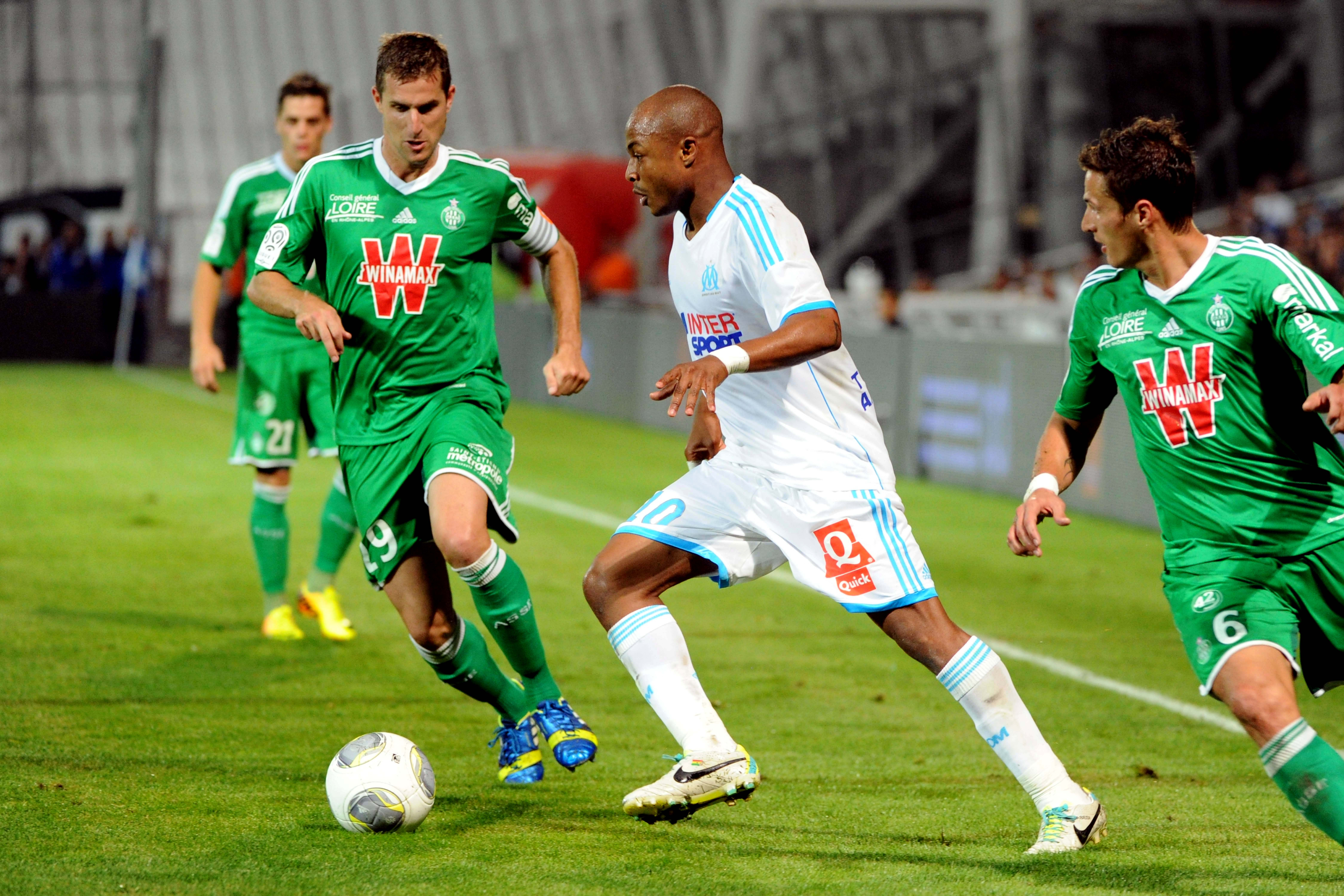 Francois CLERC / Andre AYEW