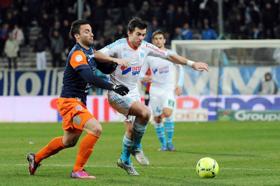 Joey BARTON - OM / Montpellier (3-2)