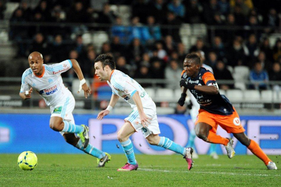 Mathieu VALBUENA - OM / Montpellier (3-2)
