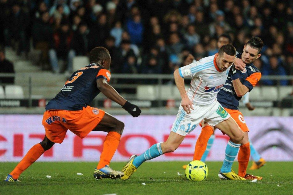 Morgan AMALFITANO -- OM / Montpellier (3-2):
