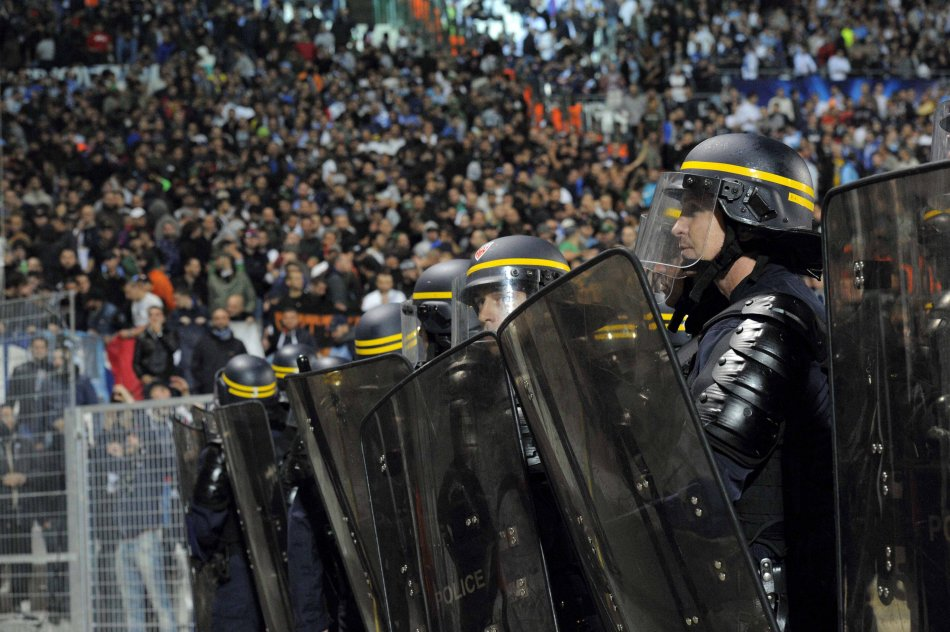 Supporters Naples - Securite