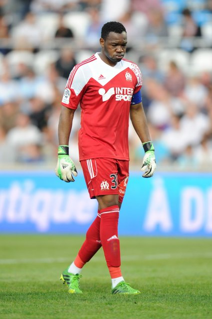 Deception de Steve MANDANDA