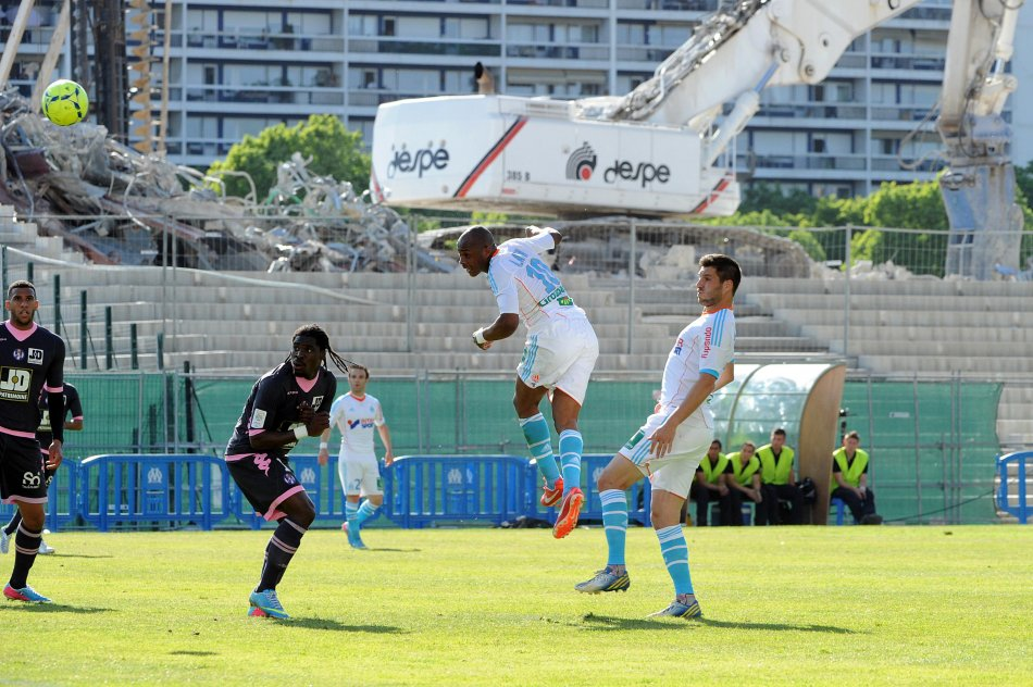 Andre AYEW / travaux