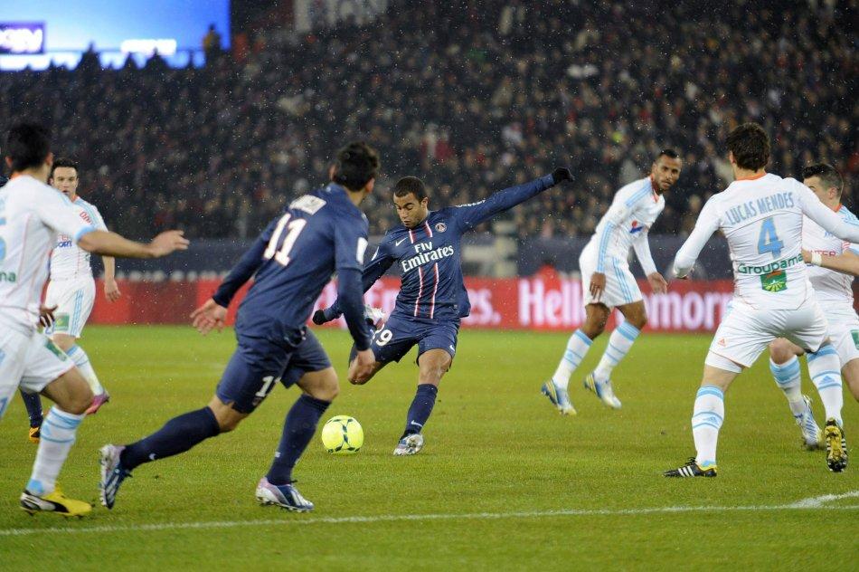 Goal Lucas MOURA