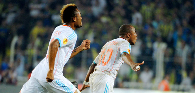 Joie Marseille - Andre AYEW