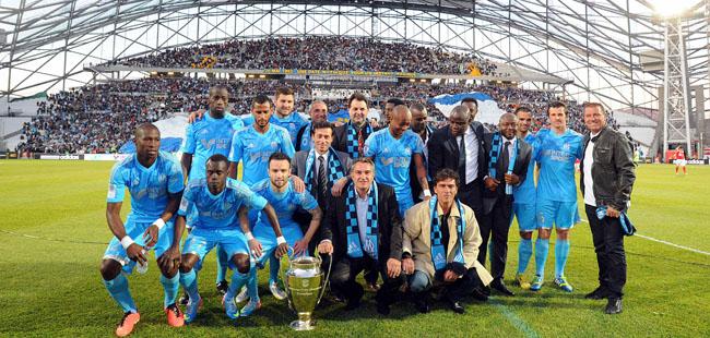 L 39 om termine par un 0 0 et une f te - Finaliste coupe de france europa ligue ...