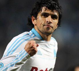 Lucho GONZALEZ  - 20.03.2011 - Marseille / PSG - Icon sport