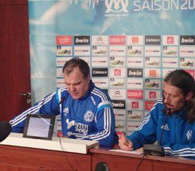 Marcelo Bielsa - Entraineur de l'Olympique de Marseille