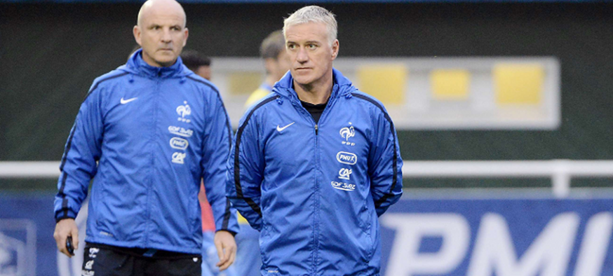 Didier Deschamps - Sélectionneur de l'Équipe de France