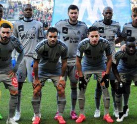 Onze de départ Olympique de Marseille