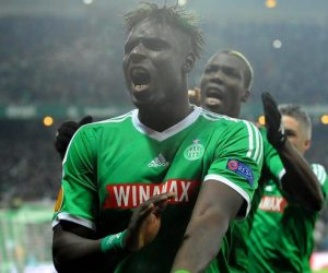 Moustapha Bayal Sall - ASSE