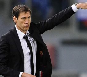Rudi Garcia  - 16.02.2014 - AS Roma / Sampdoria