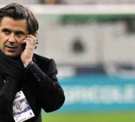 Vincent LABRUNE  - président de l'Olympique de Marseille