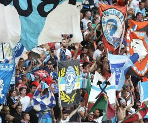 Supporters Marseille
