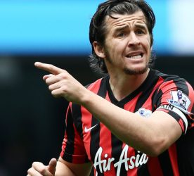 Joey Barton  -10.05.2015 -    Manchester City / Queens Park Rangers   - 36eme journee de Premier League Photo : Bpi / Icon Sport