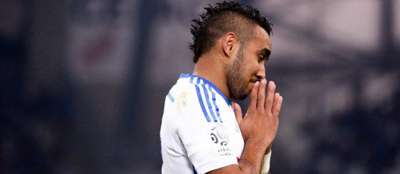 Deception Dimitri PAYET - 24.04.2015 - Marseille / Lorient - 34eme journee de Ligue 1