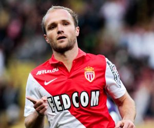 Joie Valere GERMAIN - 03.05.2015 - Monaco / Toulouse - 35eme journée de Ligue 1 Photo : Jean Christophe Magnenet / Icon Sport