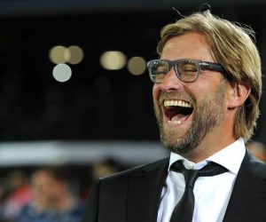 Jurgen Klopp - 18.09.2013 - Naples / Borussia Dortmund - Champions League Photo : Firo / Icon Sport