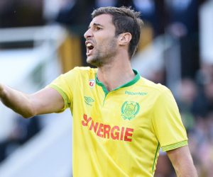 Lorik CANA - 26.09.2015 - Nantes / PSG - 8eme journee Ligue 1 Photo : Nolwenn Le Gouic / Icon Sport