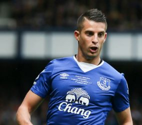 Kevin Mirallas   - 02.08.2015 - Everton / Villarreal - Match caritatif  - Duncan Ferguson Photo : Spi / Icon Sport