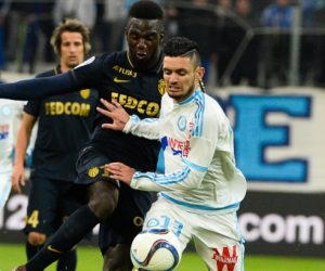 Remy CABELLA - 29.11.2015 - Marseille / Monaco - 15eme journee de Ligue 1 Photo : Gaston Petrelli / Icon Sport
