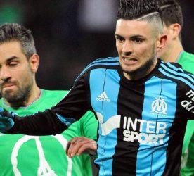 Rémy Cabella - Match Ligue 1 ASSE - OM