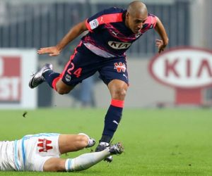 Wahbi Khazri - 20.12.2015 - Bordeaux / Marseille - 19eme journee de Ligue 1 Photo : Manu Blondeau / Icon Sport *** Local Caption ***