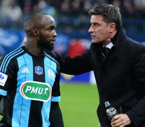 Lassana DIARRA / MICHEL - 03.01.2016 - Caen / Marseille - 1/32FInale de Coupe de France Photo : Gaston Petrelli / Icon Sport