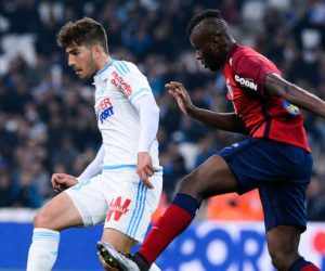Lucas SILVA - 29.01.2016 - Marseille / Lille - 23e journee de Ligue 1 Photo : Gaston Petrelli / Icon Sport