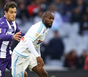 Lassana Diarra  - 13.01.2016 - Toulouse / Marseille - 1/4Finale Coupe de la Ligue Photo : Manuel Blondeau / Icon Sport