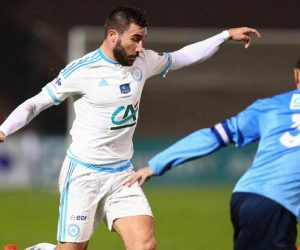 Romain Alessandrini  - 11.02.2016 - Trelissac / Marseille - 1/8Finale Coupe de France Photo : Manuel Blondeau / Icon Sport