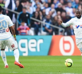 Lassana Diarra - 21.02.2016 - Marseille / Saint Etienne - 27e journee de Ligue 1 Photo : Alexandre Dimou / Icon Sport
