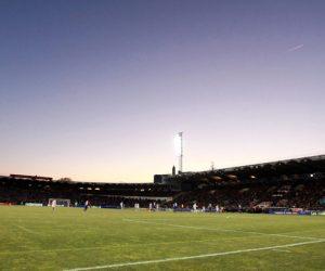 Illustration Stade Chaban Delmas - 19.02.2012 - Bordeaux / Lyon - 24eme journee de Ligue 1 - Photo : Manuel Blondeau / Icon Sport