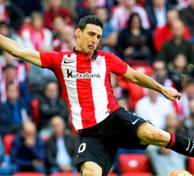 Goal Artiz Aduriz - 24.01.2016 - Athletic Bilbao / Eibar - 21e journee de Liga Photo : Echeverria / Marca / Icon Sport