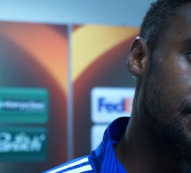 Nicolas Nkoulou défenseur de l'Olympique de Marseille - OM