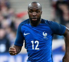 Lassana Diarra of France during the International friendly football match between France and Russia at Stade de France on March 29, 2016 in Paris, France.