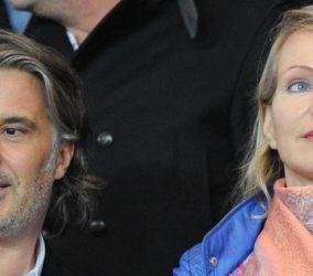 Vincent Labrune et Margarta Louis Dreyfus