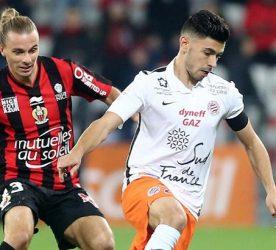 Niklas Hult / Morgan Sanson - 18.12.2015 - Nice / Montpellier -