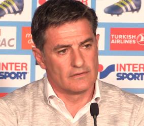 Michel, entraineur de l'Olympique de Marseille