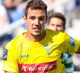 Leo Bonatini - 10.05.2015 - Estoril Praia / Sporting  - Liga Sagres Photo : Carlos Rodrigues / Icon Sport     *** Local Caption ***