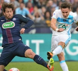Thauvin but PSG OM